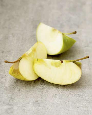 sliced apple: Sliced apple