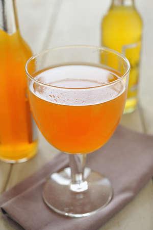 German grapefruit beer Stock Photo - 15987594