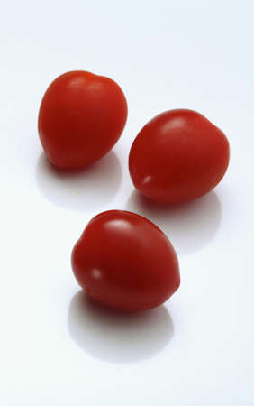 Coeur de pigeon tomatoes Stock Photo - 15987631