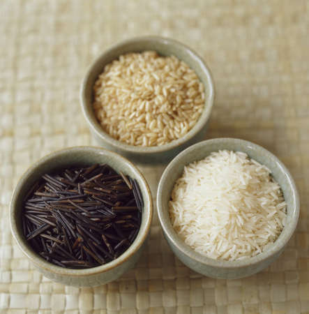 riso bianco: Il riso bianco e riso selvatico LANG_EVOIMAGES