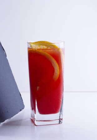 Campari cocktail Stock Photo - 17026094