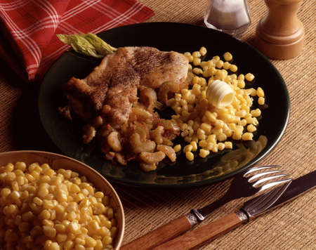 Texan-style turkey escalope LANG_EVOIMAGES