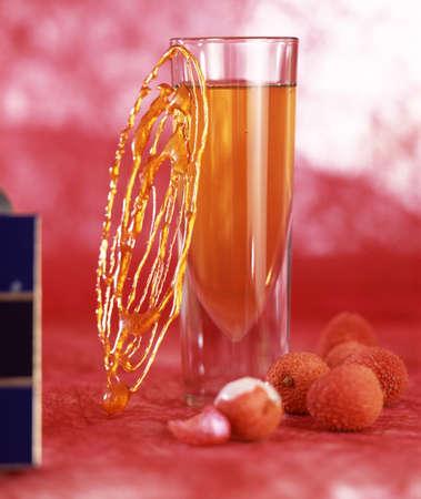 Ambroisie cocktail Stock Photo - 17026200