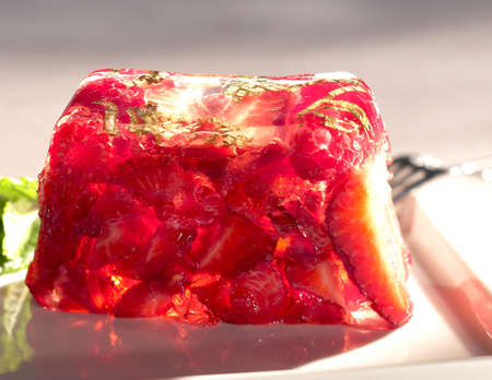 raspberry jelly: Strawberry and raspberry jelly LANG_EVOIMAGES