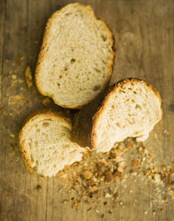 doughy: Farmhouse bread and crumbs