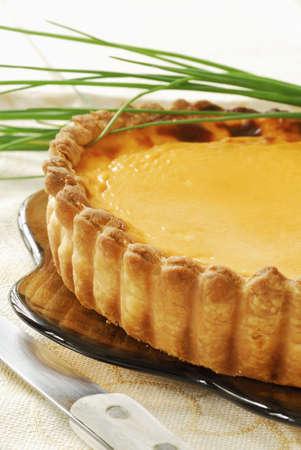convivial: Pumpkin tart