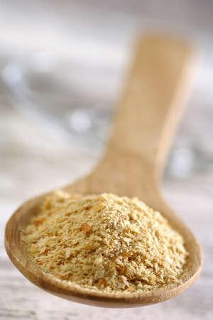 Crushed oatmeal Stock Photo - 17028407
