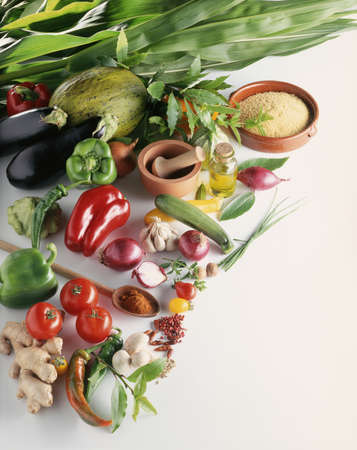 Vegetable composition Stock Photo - 17028884