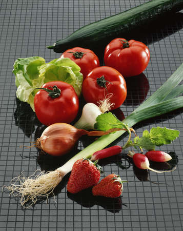 Assorted vegetables Stock Photo - 17028891