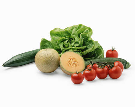 Vegetable composition Stock Photo - 17028910