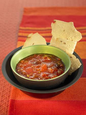 chutney: Tomato,raisin and seed chutney LANG_EVOIMAGES