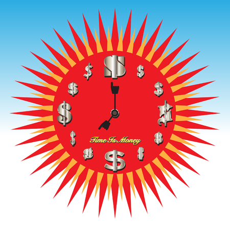 time is money: time money sun