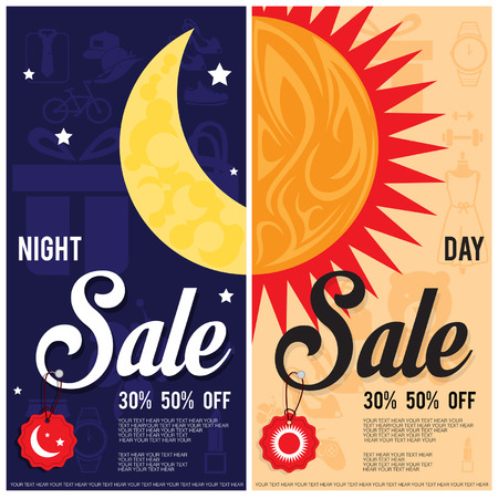 night and day: sale night & day ad