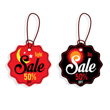 night and day: sale night & day tag