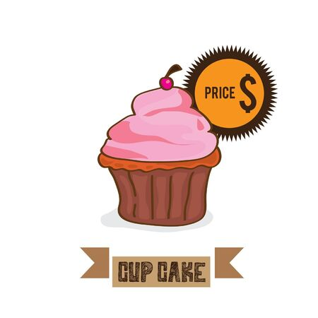 food cup cake