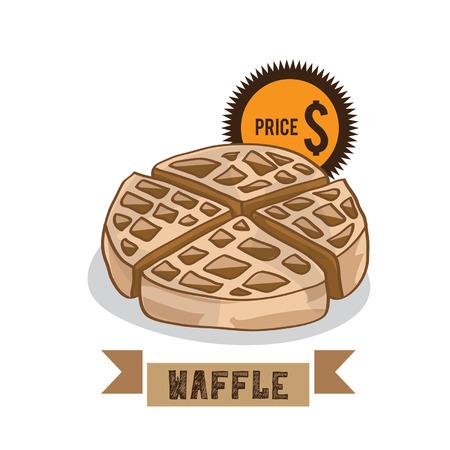 food waffle
