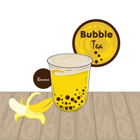 bubble tea graphic cup 免版税图像 - 122274549