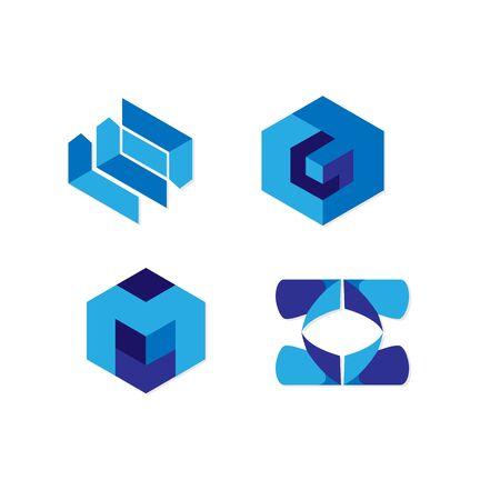 icon symbol sign graphic vector template design element set