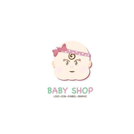 baby graphic icon symbol logo