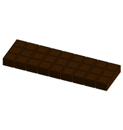 Bonbons de chocolat bar Banque d'images - 3656933