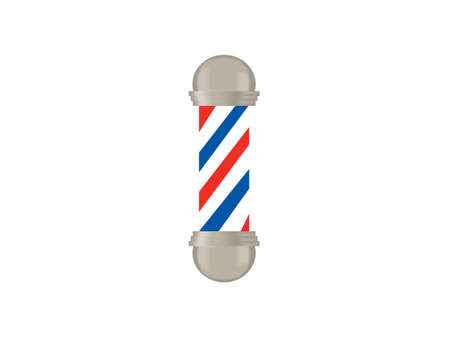 barber pole Stock Vector - 4039119
