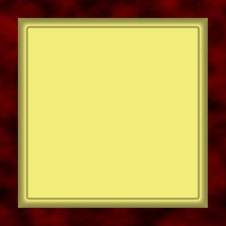 maroon cloud yellow