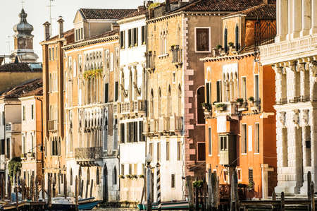historic building in venice - italy Stock Photo - 17464228