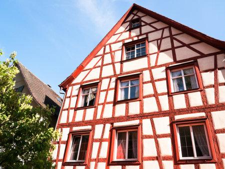historic bavarian facade near rosenheim Stock Photo - 17678813