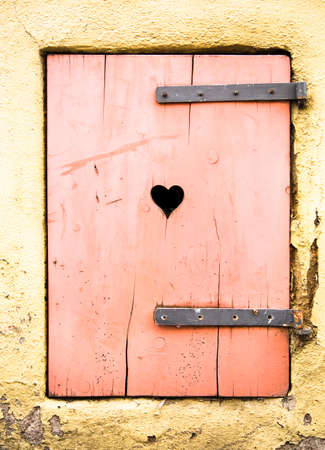 old wooden door at a stable Stock Photo - 17980490