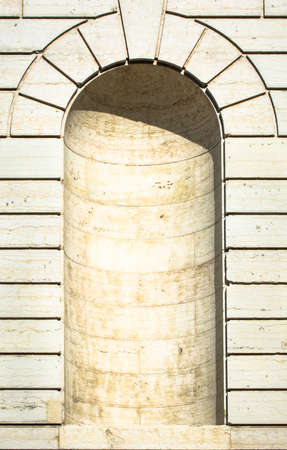 arch at a historic building - nice background Stock Photo - 17977943