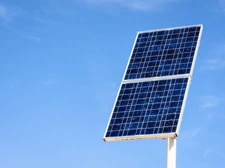 solarpanel: modern solar panel - solar cell