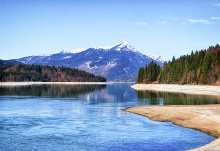 walchensee in bavaria - germany - photo