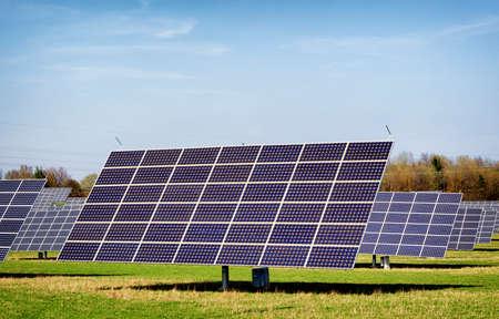modern Solar Panels photo