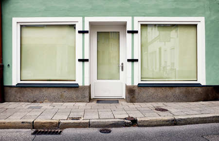 oude store front