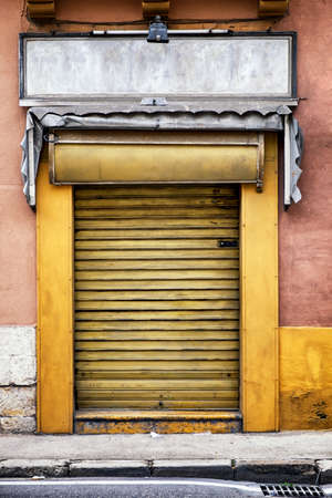 old store front - nice facade photo