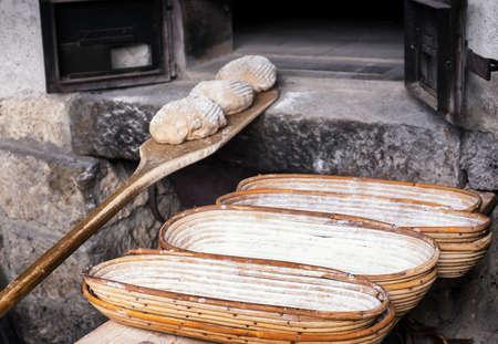 making bread: hacer pan - vendimia - antigua panader�a