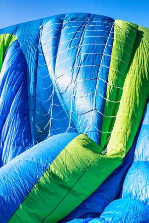 blimp: new hot air balloon - photo