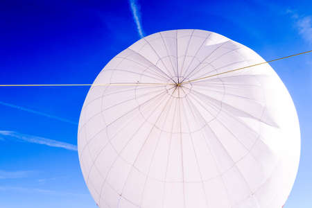 blimp: new hot air balloon - photo