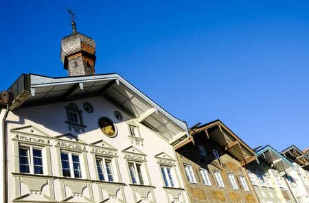 old town of bad toelz - bavaria