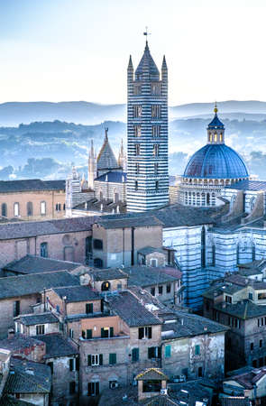 Cattedrale di Santa Maria Assunta - in Siena - italy