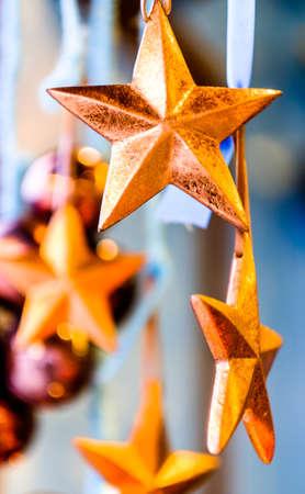 old fashioned christmas decoration - photo
