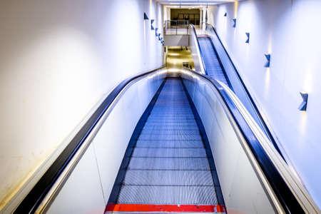 Beau Modern Moving Stairs   Escalator   Photo Stock Photo   97877817