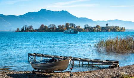 scenery at lake  - bavaria - germany