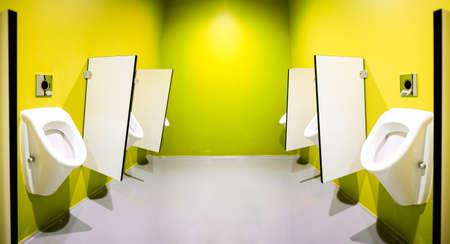 modern public restroom - photo Imagens