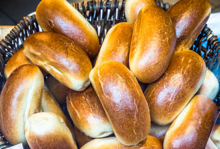 typical german bread - close up - photo