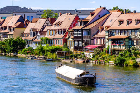 old town of bamberg - germany - called little venice