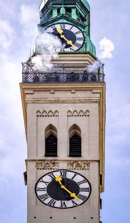 着名教堂改变彼得在慕尼黑