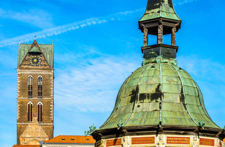 old town of Wismar - Germany