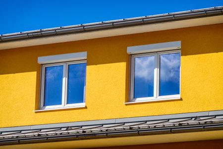 part of a house - photo Standard-Bild