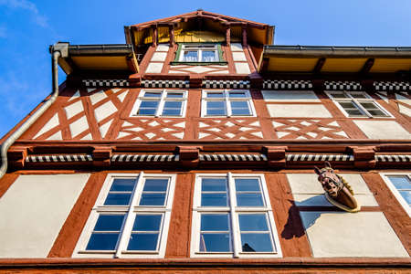 old town of Wernigerode - Germany Editorial